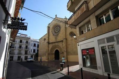 Un barrio histórico del centro de Córdoba