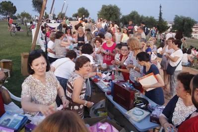 La Noche Verde 'revoluciona' el parque de La Asomadilla