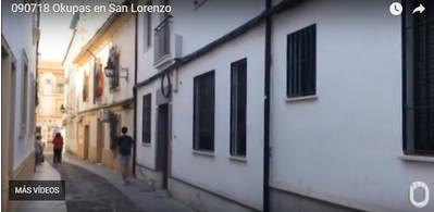 VECINOS DE SAN LORENZO TEMEN LA VENTA DE DROGA DE LOS 'OKUPAS'