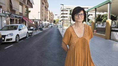 Finalizan las obras de la calle Previsión tras una inversión de 183.000 euros