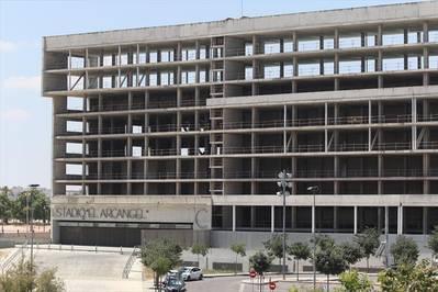 Los proyectos del hotel del estadio y San Eulogio, a la casilla de salida
