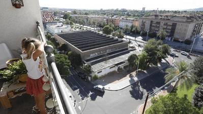El Ayuntamiento de Córdoba solo prevé demoler el Pabellón de la Juventud y un solar para aparcar