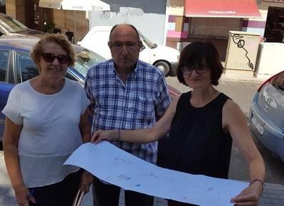 El Ayuntamiento mejorará las condiciones de la calle Historiador Dozy