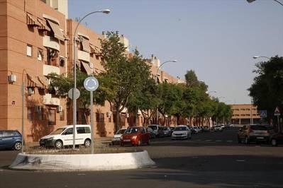 El barrio del Guadalquivir, considerado área de regeneración urbana