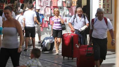 El 17% de las viviendas de la Judería se explotan ya con fines turísticos