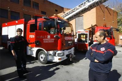 Abierto el plazo para las 21 plazas de bombero-conductor