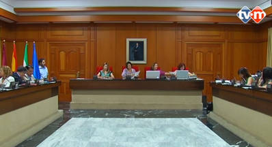 Vídeo: Sesión 12/18 Extraordinaria de Pleno Municipal del 28 de Septiembre de 2018