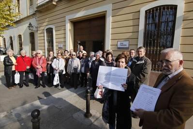 El CMC exige priorizar el proyecto del centro de mayores de Lepanto