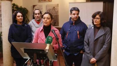 La alcaldesa plantea impulsar el Bellas Artes y el Auditorio con el movimiento ciudadano