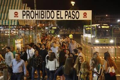 Movilidad reforzará el servicio de bus y los accesos peatonales a la Feria