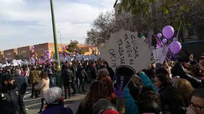 """Alerta Feminista: """"Ni un paso atrás en políticas de igualdad"""""""