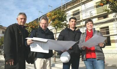 Urbanismo recuperará el patio de San Agustín 5