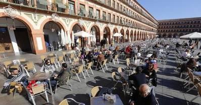 Urbanismo y Sadeco analizan que la empresa pública pudiera retirar elementos de las Terrazas