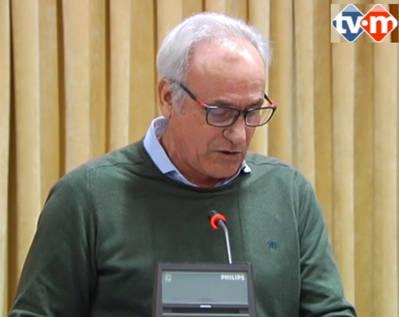 Vídeo: Sesión 01/19 Ordinaria de Pleno Municipal del 22 de Enero de 2019