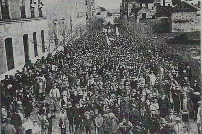 """Un siglo del nacimiento en Córdoba del grito """"¡Viva Andalucía Libre!"""""""