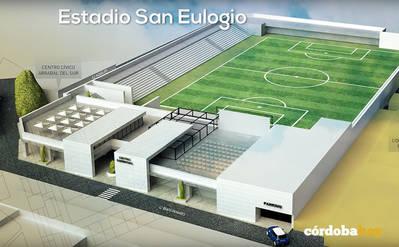 Ayuntamiento, Cajasur Banco y Grucal formalizan la firma del protocolo de cesión de San Eulogio