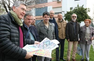 El Ayuntamiento participará en el mantenimiento de zonas privadas de uso público