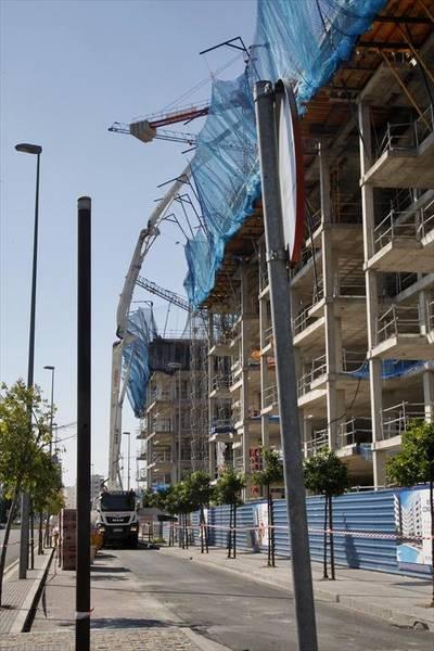 Las primeras cooperativas de Vimcorsa, en El Arenal