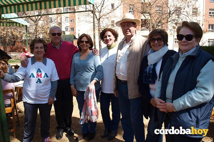 La A.VV. El Camping celebra su XXXIII Día del Vecino con su tradicional concurso de peroles