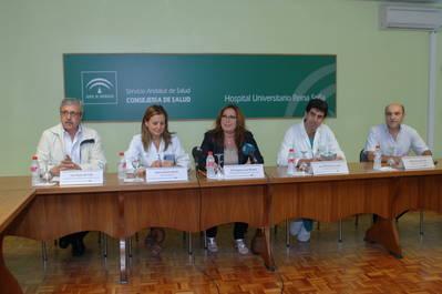 El Hospital Reina Sofía y la A.V. Al-Andalus se unen para promocionar la donación de órganos