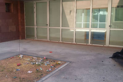 Quejas por la no apertura del Centro Cívico de Cerro Muriano