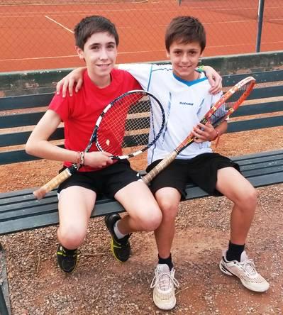 Dos finalistas y dos semifinalistas en el Abierto Deportes Pifarré