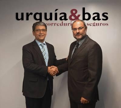 Urquía & Bas une al Tenis Urgell