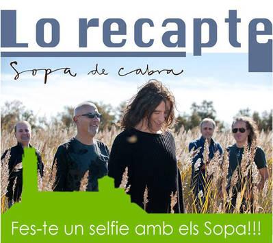 FES-TE UNA SELFIE AMB ELS SOPA DE CABRA AL CT URGELL