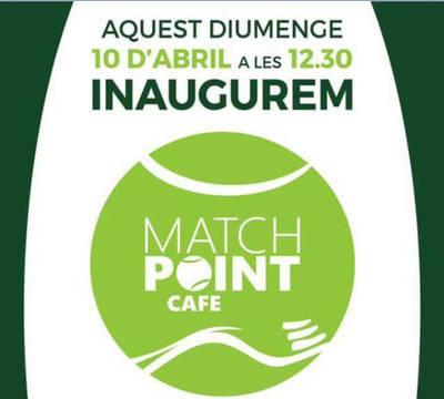 DOMINGO, INAUGURACIÓN DEL NUEVO SERVICIO DE CAFÉ-RESTAURANTE