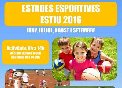 El CT Urgell comença a preparar les Estades Esportives Estiu 2016