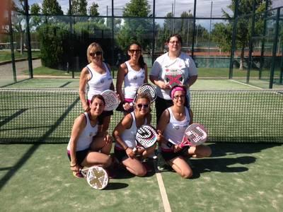 Pleno de victorias para el CT Urgell en el Interclubs Femenino de pádel