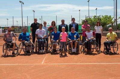 Abiertas las inscripciones para el Open Internacional de Tenis en Silla de Ruedas-Ortopedia Rubio
