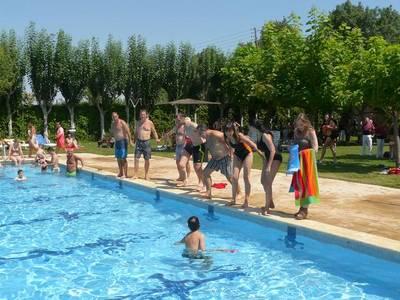 El CT Urgell adhiere un año más al Mójate por la esclerosis múltiple