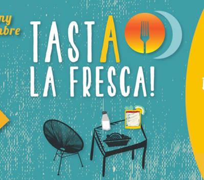 'Tasta la fresca', menús i copes tots els dijous al vespre al Match Point Cafè