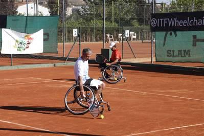 SISCAR I PRAT JUGARAN LA FINAL DE L'OPEN INTERNACIONAL DE TENNIS EN CADIRA DE RODES