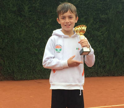 Nil Rubio, campió del 7è Open Sícoris Club