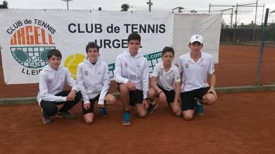 El equipo cadete masculino continuará un año más en la máxima categoría catalana