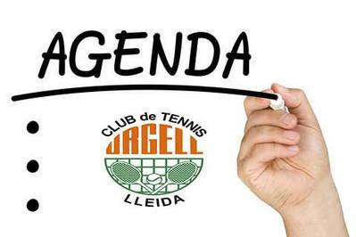 L'AGENDA TENNÍSTICA DEL CAP DE SETMANA (11 I 12 DE FEBRER)