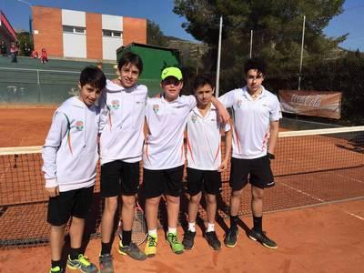 El infantil masculino, quinto al Catalán de categoría Plata