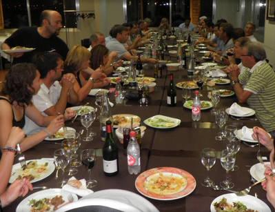 2012 - Sopar de rànking tennis i pàdel