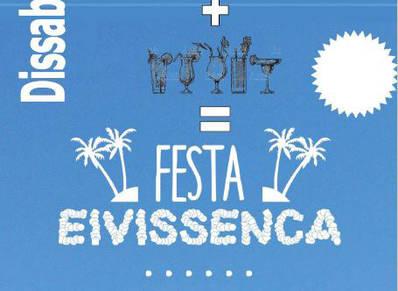 DISSABTE, 22 DE JULIOL, ARRIBA LA FESTA EIVISSENCA