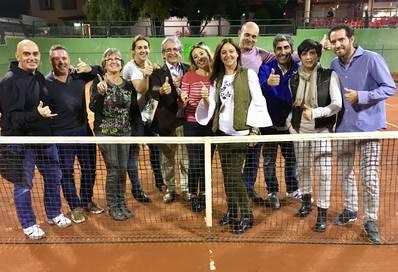 BLANCA NOS, NUEVA PRESIDENTA DEL CLUB TENIS URGELL