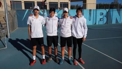 Buena jornada en equipos y Jan y Nilo Rubio pasan a semifinales en Tarragona