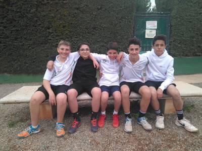 El equipo infantil masculino seguirá en la categoría Plata del Catalán