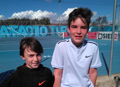 Nil Rubio gana la final de consolación de alevín 2 del Open CN Lleida