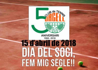 LLEGA LA FIESTA DEL 50 ANIVERSARIO DEL CLUB