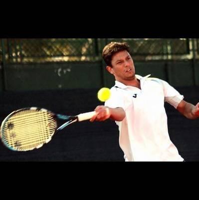 Joan Roma, subcampeón +35 del Open Prat Llongueras
