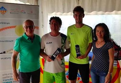 Los entrenadores del Tenis Urgell brillan en el Open Pádel del CN Lleida