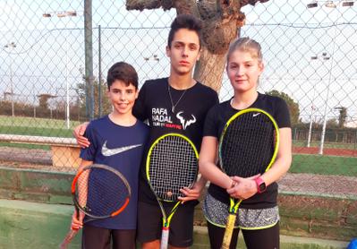 Nil Jiménez, Jan Rubio y Mireia Pérez lucharán por el título en el Masters Provincial