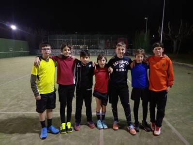 El infantil masculino gana al CT Mollerussa en la Liga Catalana